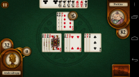Aces Gin Rummy Winning Points