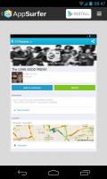 AppSurfer - Test interface 2