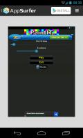 AppSurfer - Testing interface