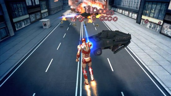 Iron Man 3 – an endless flying game will hit Android April 25th [Video]