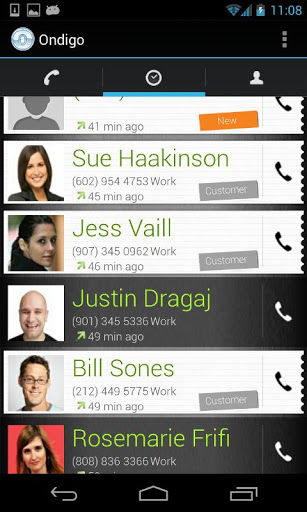 Ondigo – customer relationship management app ideal for business users