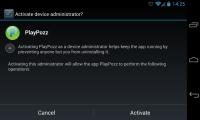 PlayPozz - Admin rights