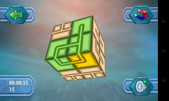 Quadrogon 3D Unlimited – enjoy a good brain-buster? Then try this game!