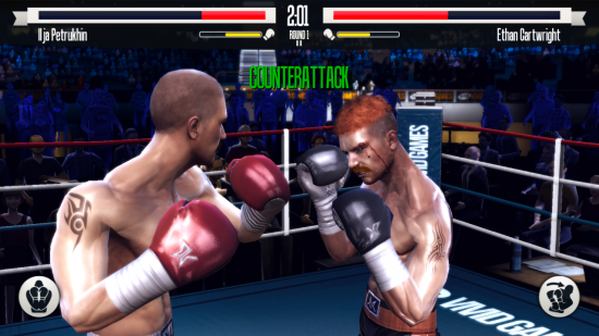 Real Boxing swings its way into Google Play & TegraZone