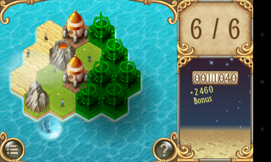 Rocket Island – highly addictive puzzle game, escape the sinking island!