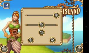 Rocket Island - Settings