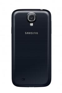 Samsung Galaxy S4 - Back - Blue