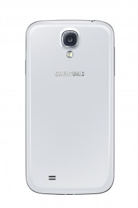 Samsung Galaxy S4 - Back - White