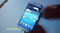 Samsung Galaxy S4 Hands-on - Home Screen