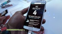Samsung Galaxy S4 Hands-on - Massive Screen
