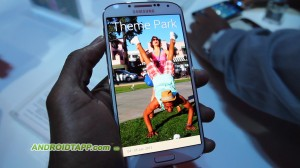 Samsung Galaxy S4 Hands-on - Photo Album 2