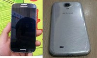 Samsung Galaxy S4 Leak (Front/Back)