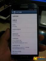 Samsung Galaxy S4 Leak (Software)