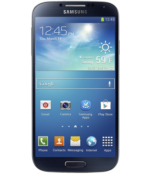Meet the new Samsung Galaxy S IV