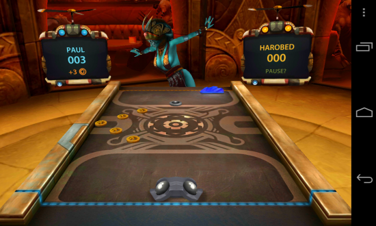 Shufflepuck Cantina – play 'Star Wars' like air hockey in the revamped 80's game of Shufflepuck Cafe