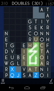 Spelltower - Word construction 2