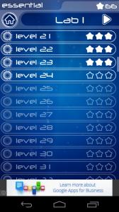 Sporos Levels