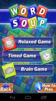 Word Soup 3 Game Modes
