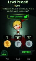 Zombie Minesweeper - Level passed