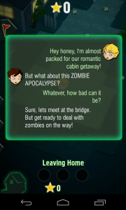 Zombie Minesweeper - Narratives