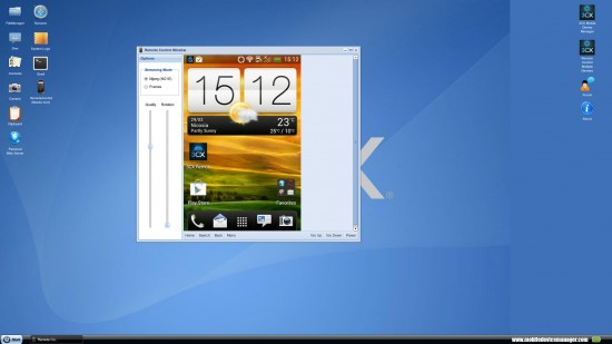 3CX Remote Android Desktop – control your Android phone or tablet from your web browser (Sponsored)