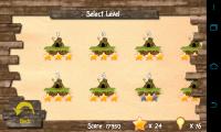 Bunny Mania 2 - Level select