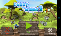 Bunny Mania 2 - Menu