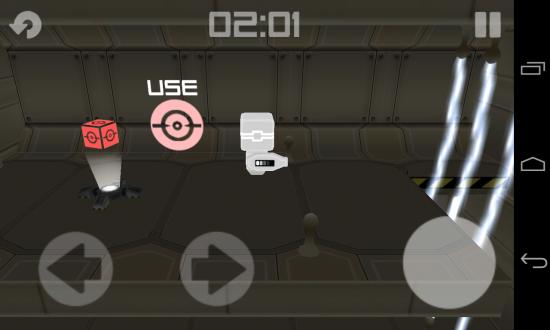 C-Bot Puzzle – jump, dash, invert, shoot & explore this cool platform puzzler