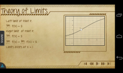 Calculus Interactive Application Lite - Clear explanations (1)