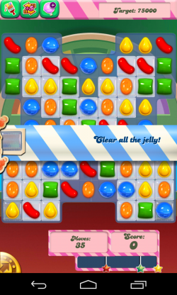 Candy Crush Saga - Objective