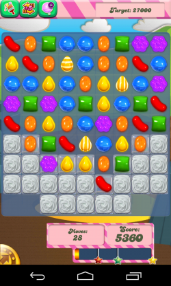Candy Crush Saga - Sample gameplay (4)