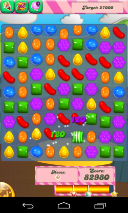 Candy Crush Saga - Sample gameplay (5)
