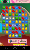Candy Crush Saga - Scoring