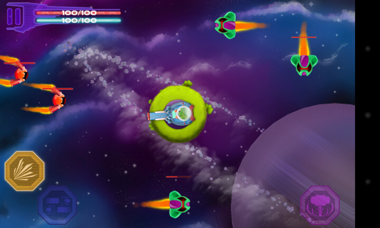 Defender 3 – play this arcade style space tower defender game!