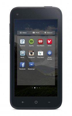 Facebook Home - Social Apps