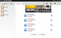 File Expert HD with Clouds - Plugins