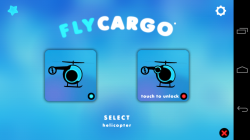 Fly Cargo - Select Helicopter