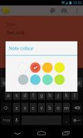 Google Keep - Customisation