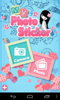 My Photo Sticker - Add photo