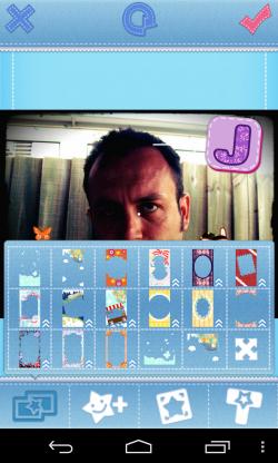 My Photo Sticker - Borders