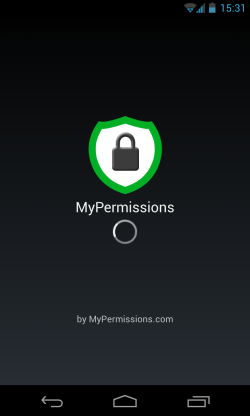 MyPermissions - Loading