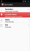 RemindPal - Location Alerts