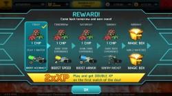 SHADOWGUN DeadZone 2.0 Rewards