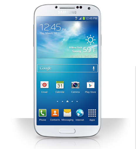 Samsung Galaxy S4 available on T-Mobile April 24th for $150