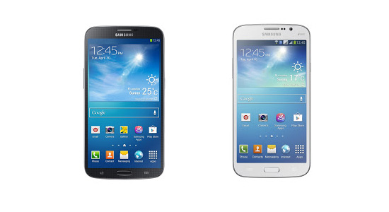 Samsung introduces new pair of Big phones – GALAXY Mega in 5.8 & 6.3-inch flavors