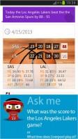Sherpa Beta Virtual Assistant - Sports