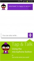Sherpa Beta Virtual Assistant - Tap and Talk