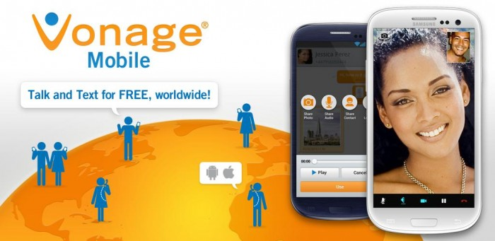 """Vonage Mobile now has free """"Face Time"""" video calling"""