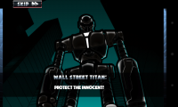 Attack of the Wall St. Titan - Intro