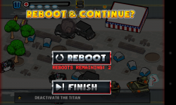 Attack of the Wall St. Titan - Reboot, a bit like re-spawning